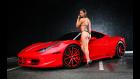 Casting fotomodelle auto di prestigio (marchi famosi)